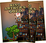 King Arthur's Gold Squad Pack (+3 Additional Copies)