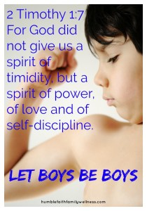 boys, God's image