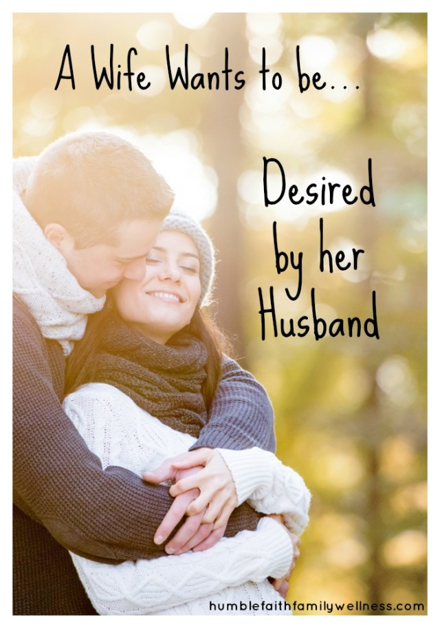feel desired, marriage