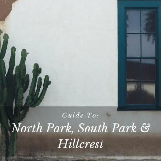 North Park, South Park and Hilcrest City Guide
