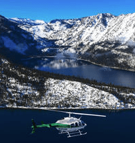 Emerald Bay Helicopter Tour