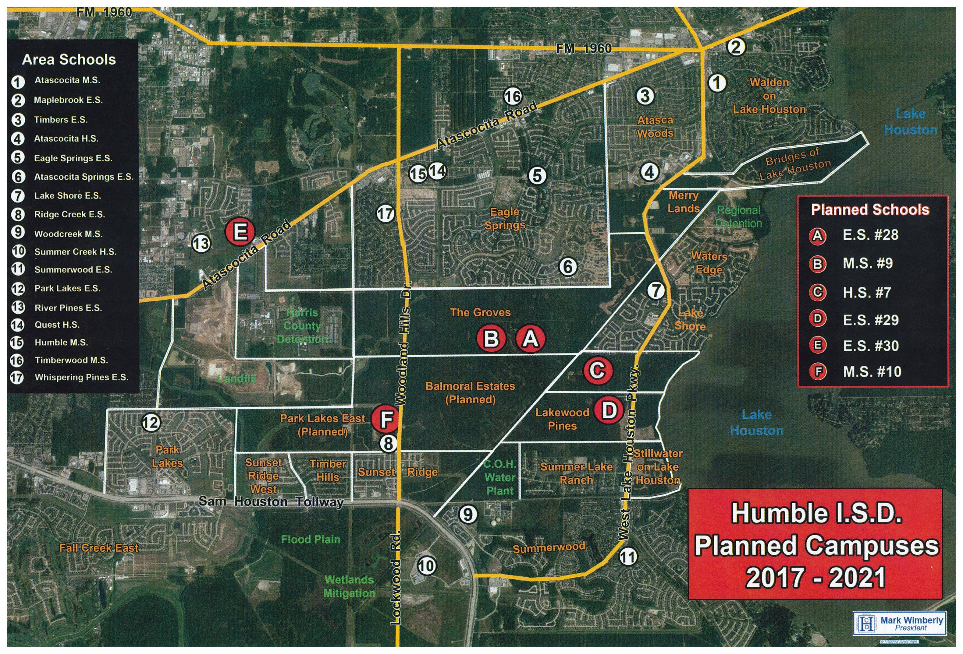 Humble Independent School District  Overview