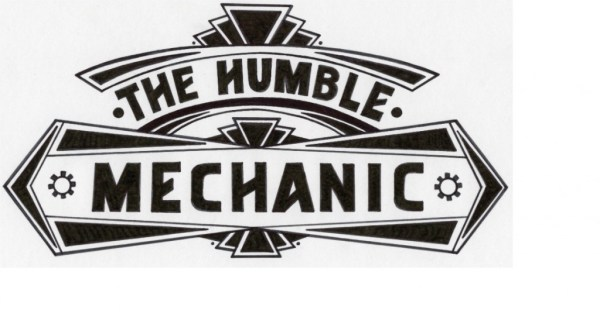 New Humble Mechanic LOGO Humble Mechanic