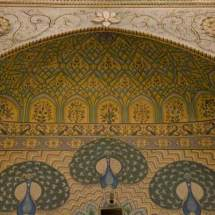 Amber Fort ceiling
