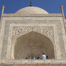 Taj Mahal (entrance)