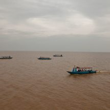Tonle Sap (big muddy)
