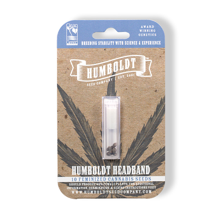Humboldt Headband