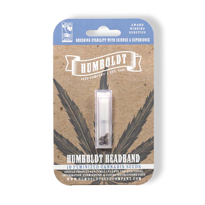 Humboldt Headband - The best seeds humboldt county