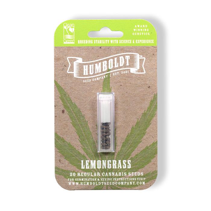 Humboldt Seed Company Lemongrass Seed Pack