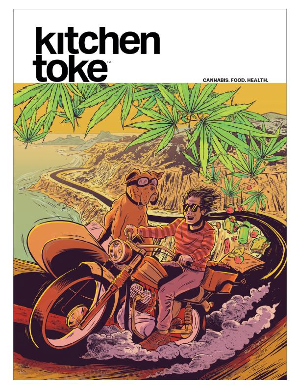 Kitchen Toke Magazine