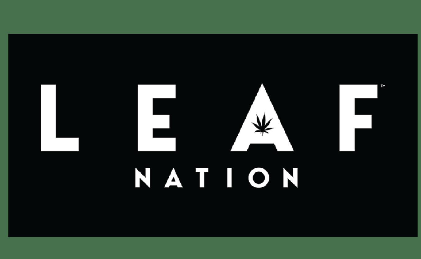 Leaf magazine logo