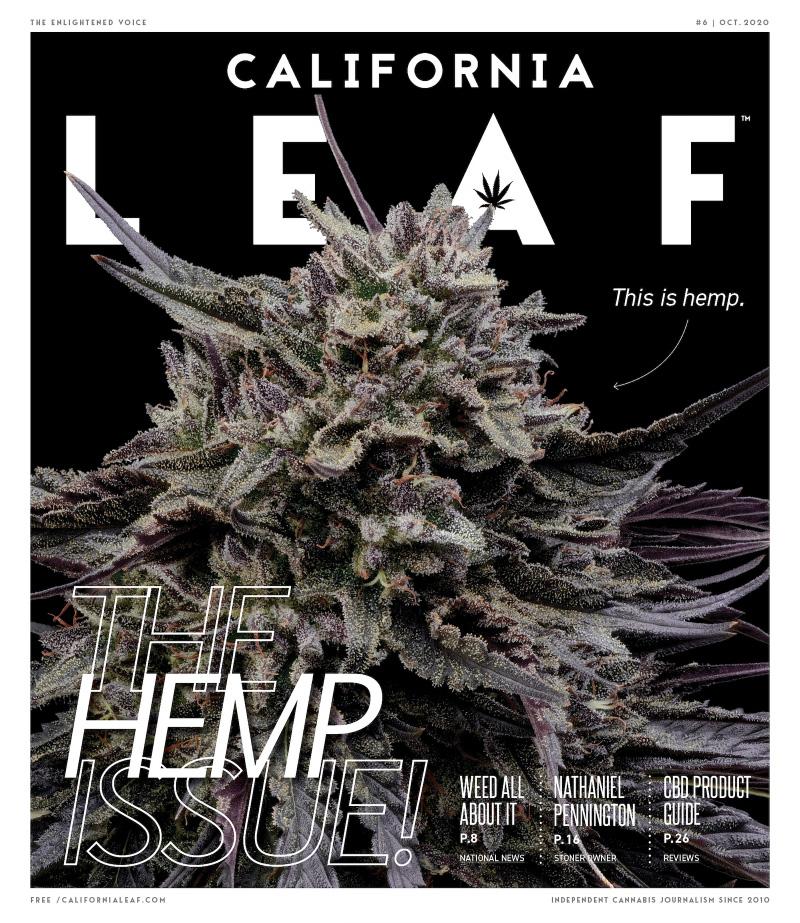 leaf magazine feature