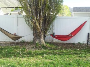 hammock twins
