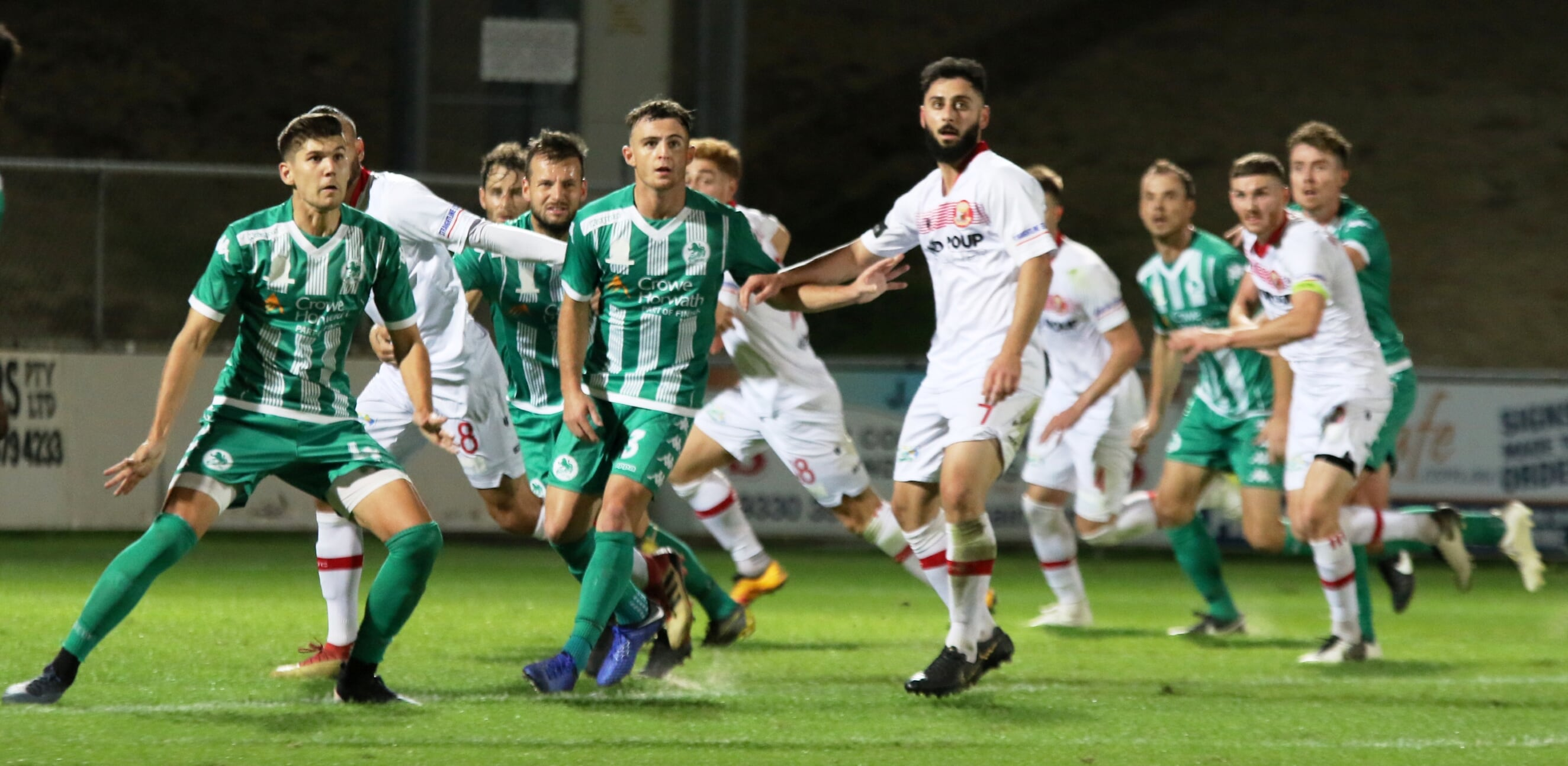 NPL Round 11 Review: Plenty of positives for Hume City, despite 1-0 loss to Green Gully