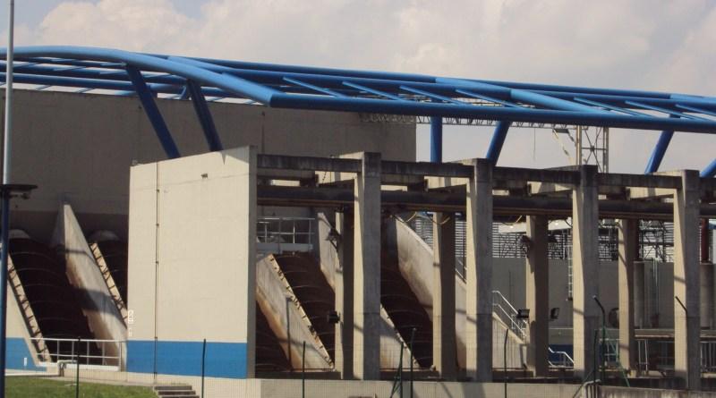 Planta de tratamiento de aguas residuales El Salitre