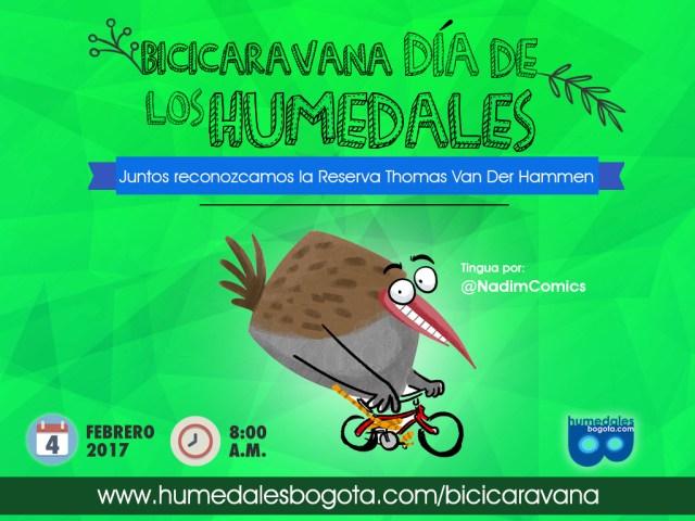 Bicicaravana 2017