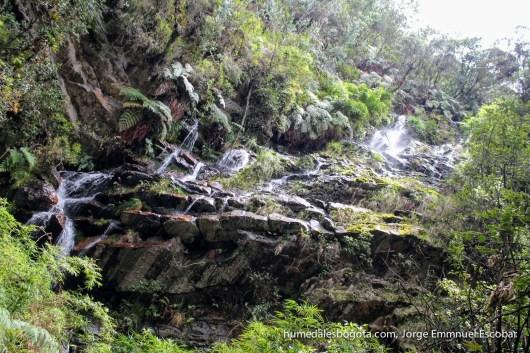 Cascada de 41 metros de altura
