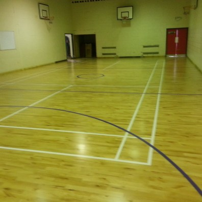 Sports Floors & Court Lining
