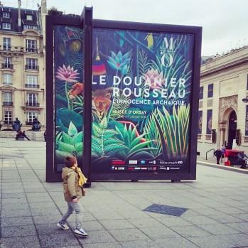 L'expo Le Douanier Rousseau