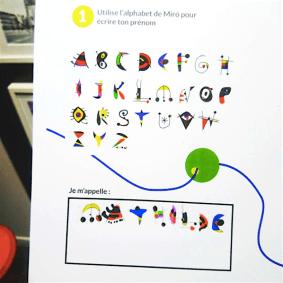 Bravo Mathilde, 9 ans