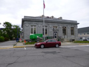 Adorable post office