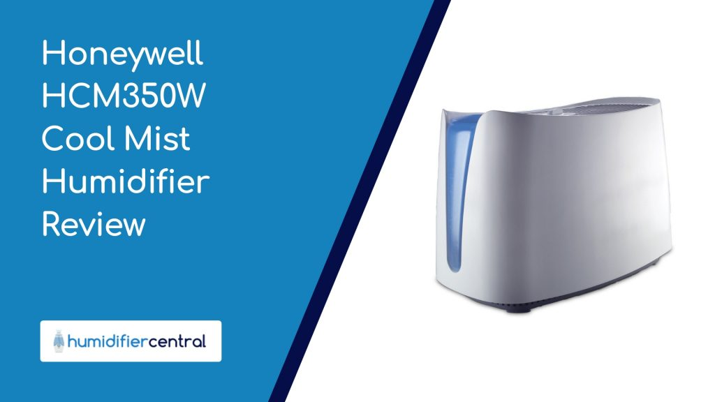 Honeywell HCM350W Germ Free Cool Mist Humidifier Review ...