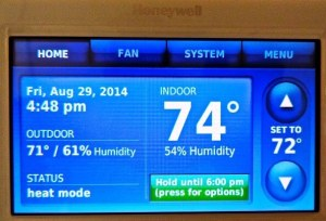 Image of What should indoor humidity be in winter