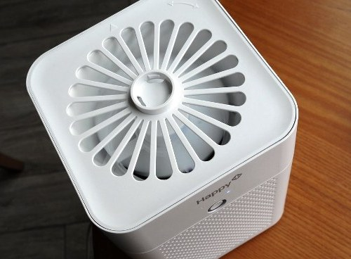 Image of will an air purifier help with musty smell