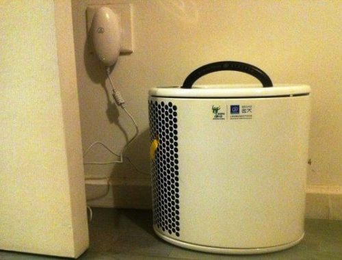 Image of can air purifiers make the air dry