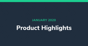 January Product Highlights