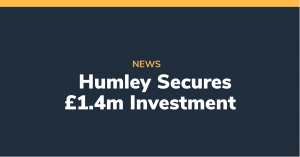 Humley Secures Investement