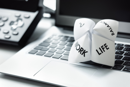 31% of employees are struggling to balance personal and work life