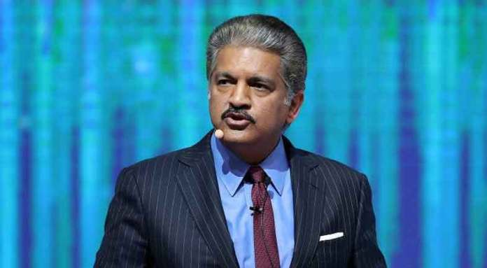China said that India has nothing to boycott so Anand Mahindra gave a befitting reply