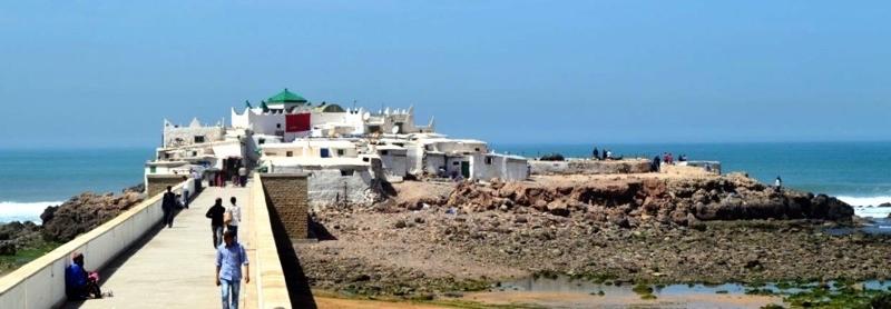Le marabout de Sidi Abderrahmane 1