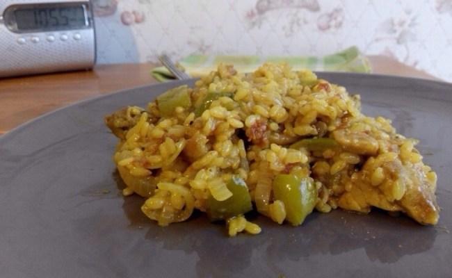 riz à l'espagnol