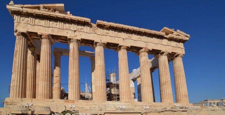 Voyage en Grèce, Athènes