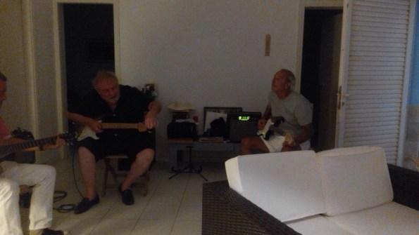 Jam session chez Georges