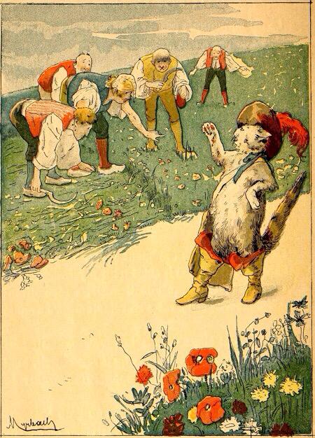 Le maître chat (1697)