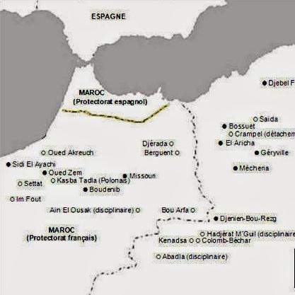 Camps d'internement de civils italiens au Maroc pendant la deuxième guerre mondiale