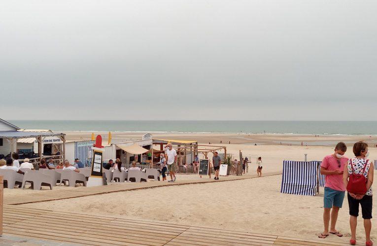 Soulac sur Mer, la plage