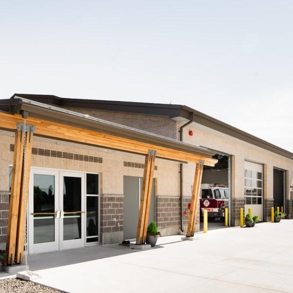 City of Boise Fire Training Facility
