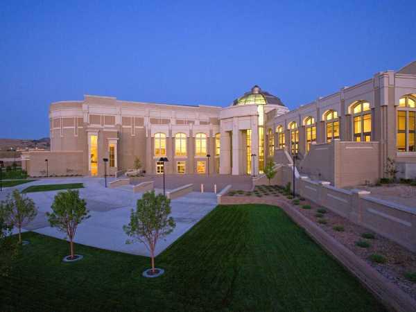 Idaho State University Stephens Performing Arts Center