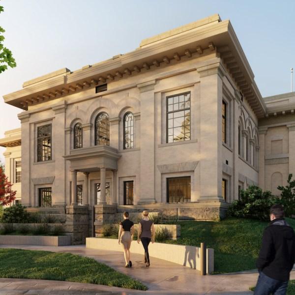 Carnegie Library Renovation