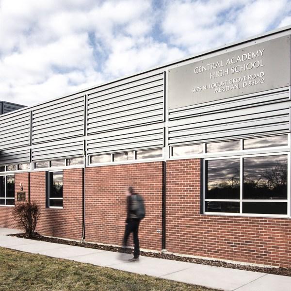 Central Academy High School
