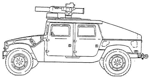M1046 AND M1046A1 W/WINCH