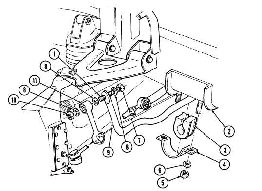 STABILIZER BAR REPLACEMENT