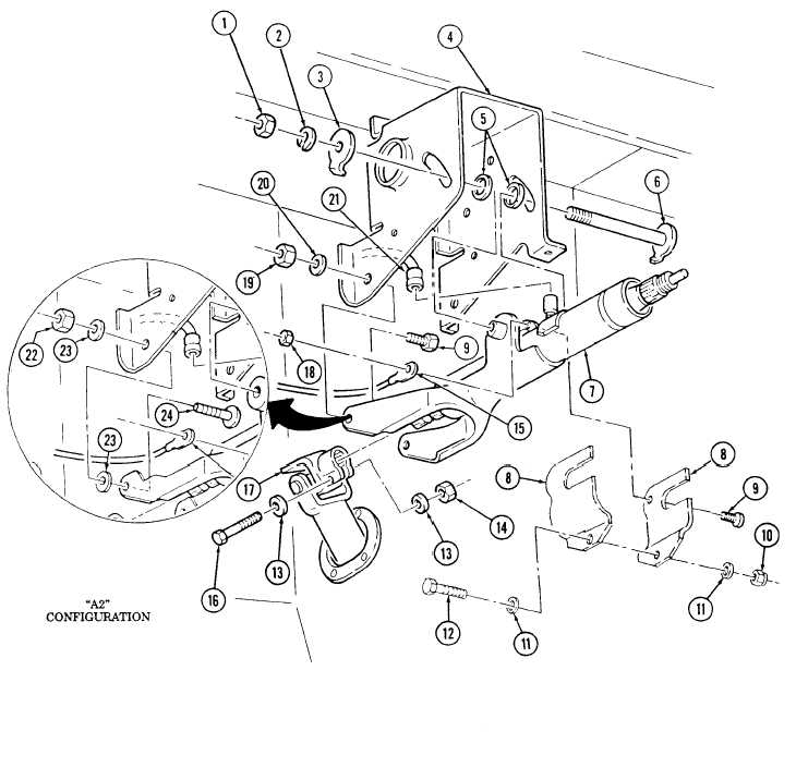 STEERING COLUMN REPLACEMENT FIG