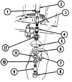 TROOP/CARGO WINTERIZATION HEATER FUEL SUPPLY LINE BULKHEAD