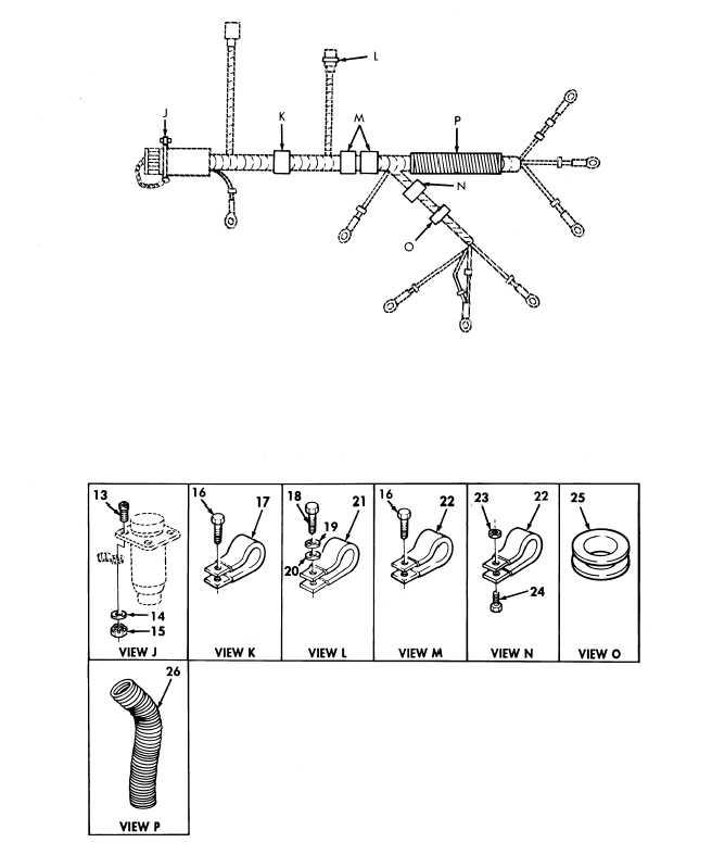 Figure 79. STE/ICE Wiring Harness (Sheet 2 of 2)