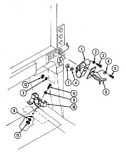 Figure 14. EES Kit, M16 Rifle Mount